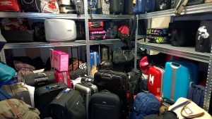 How to find a good luggage storage location?